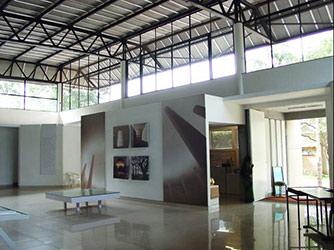 Центр для посетителей Ауровиля