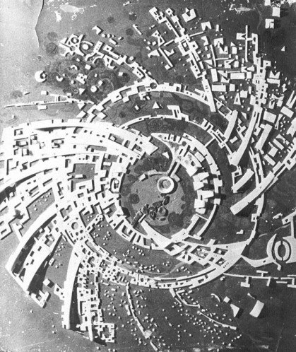 Предварительная модель «Галактики», конец 1967г.