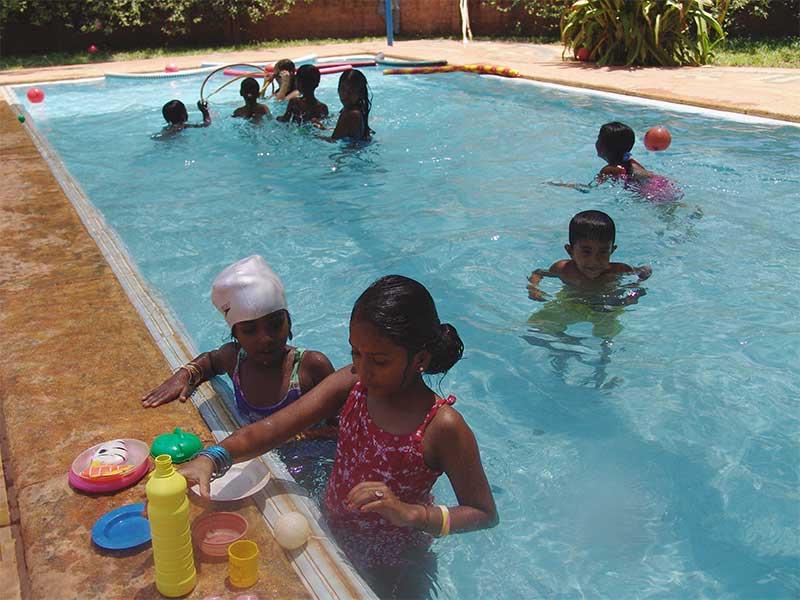Детский сад для детей от 4 до 6 лет
